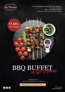BBQ Buffet @ De Vroone