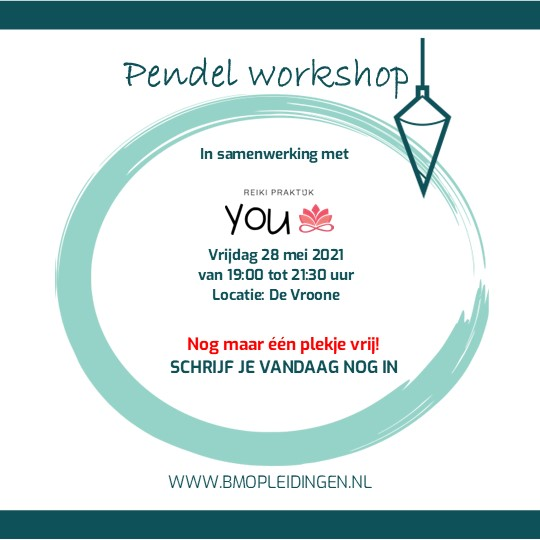 Pendel Workshop @ De Vroone